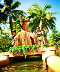 Ambassador Luau Package - Polynesian Cultural Center on Oahu