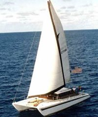 52' Catamaran, 52' Catamaran - Sunset Excursions, 52' Sailing Catamaran, 52' Catamaran - Sunset Excu
