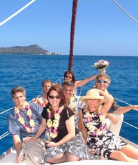 Whale Watching - Tradewind Charter on Oahu