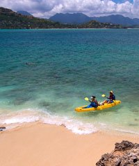 Kailua Bay Guided Kayak