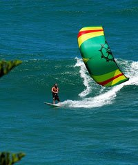 Kiteboarding Lesson - Kailua