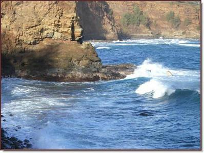 Historical Ocean and Kohala Ditch Trail