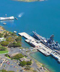 From Hawaii - Day at Pearl Harbor - Tour 2H
