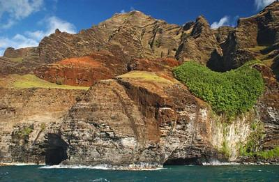 Lucky Lady-Na Pali Snorkel Cruise with Sunset Dinner
