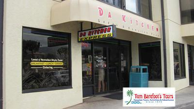 Da Kitchen in Kihei