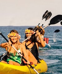 Private Olowalu Kayak and Snorkel Tour