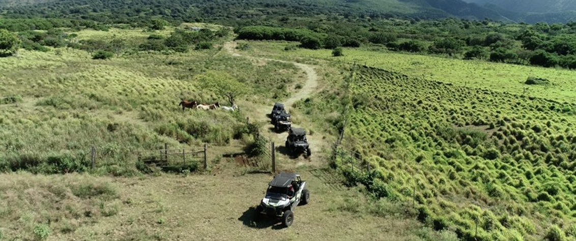 Maui Off Road Adventures are very popular.