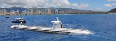 Travel Blog #129 - Submarines & Shipwrecks Offshore of Waikiki