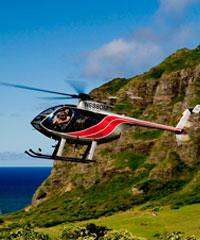 Scenic Helicopter Tours of Oahu, Pearl Harbor Flights, Door's Off Adventure Tours
