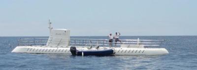 Travel Blog #132 - Kona Submarine Ride