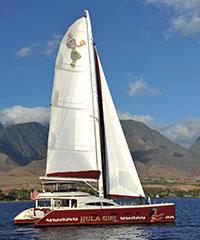 65' Sailing Catamaran