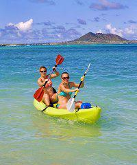 Kayaking and Snorkeling Trips