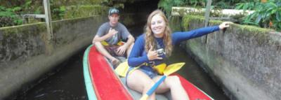 Travel Blog #123 - Kayaking the Kohala Aqueduct