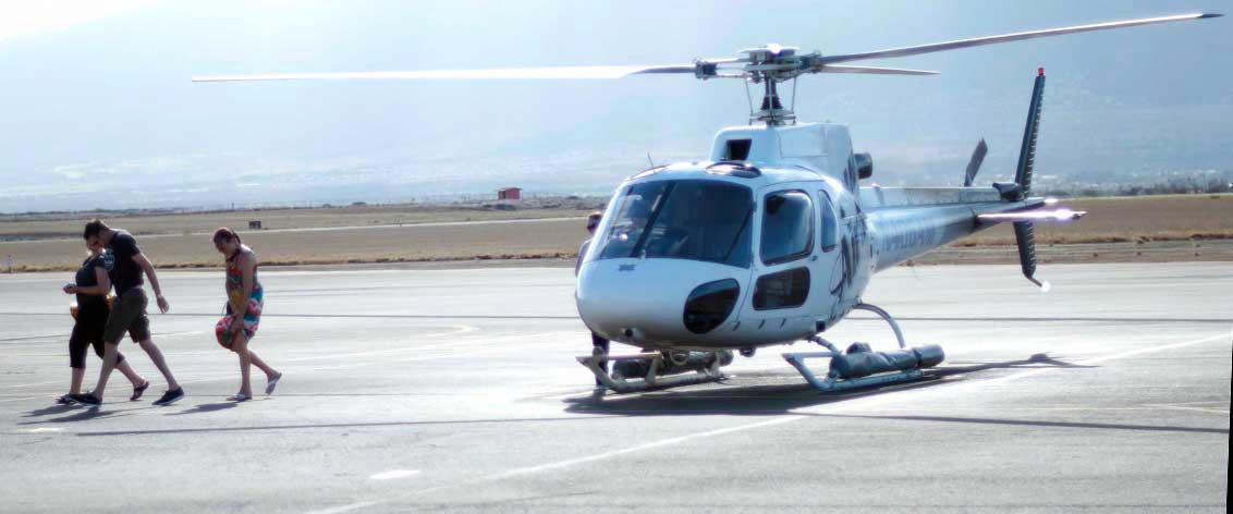 Best Helicopter Tours on Maui