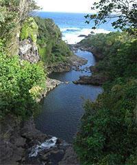 From Oahu- (M-2) Hana