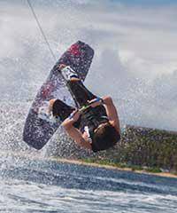 Water Skiing And Wake Boarding in Hawaii