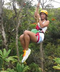 Zip Isle Zip Line Adventure