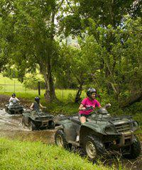 ATV Tour - Kualoa Ranch