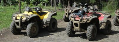 Travel Blog #114 - ATV Waipio Valley with Ride The Rim (By Jake)