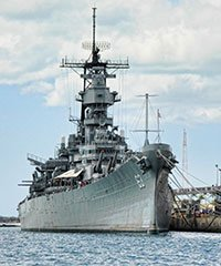 Battleship Missouri Tours