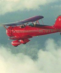 Red Baron Bi-Plane Tour
