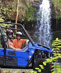 2 Hr Waterfall 4X4 Jungle Tour - Kipu Ranch Adventures