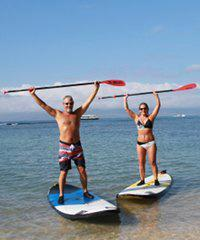 Group  SUP Lesson