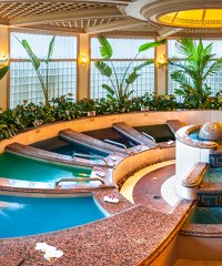 Tropical Paradise Spa Journey for Two