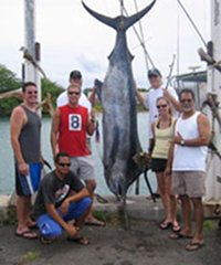 Bottom Fishing - Aikane Sportfishing on Oahu