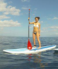 Private Stand Up Paddle Board