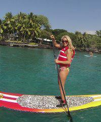 Stand Up Paddle Board Adventure