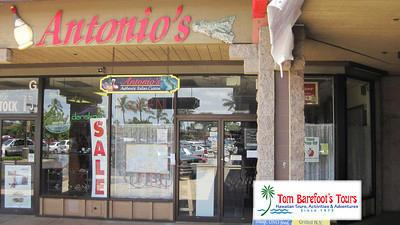 Antonio's in Kihei