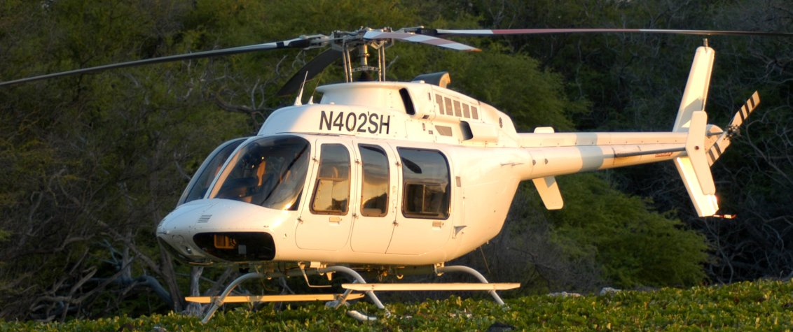Bell Jet 407 Helicopter