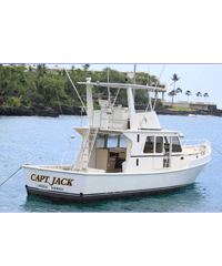 Captain Jack Private Charter