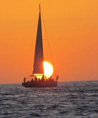 Intimate Sunset Sail