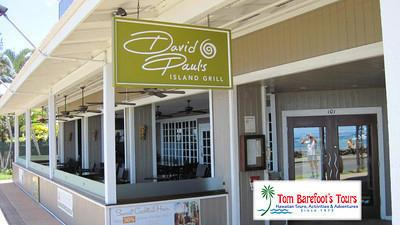 David Paul's in Lahaina