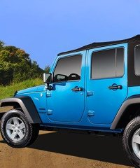 Hawaii - Hilo Jeep