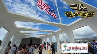 #77A and #77B Salute to Pearl Harbor