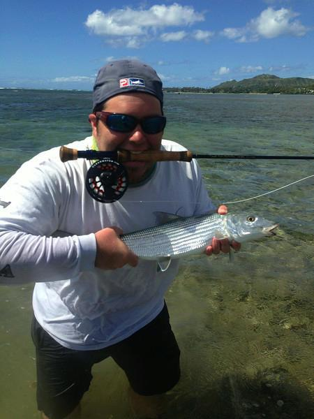 Fishing charters on oahu for Bottom fishing oahu