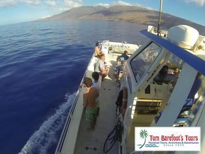 Maui Magic Molokini Snorkel