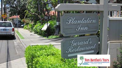 Gerard's at the Plantation Inn in Lahaina