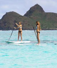 Stand Up Paddling Guided Tour