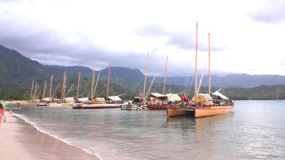 The Story of Hōkūleʻa, Hawaii's historic sailing canoe.