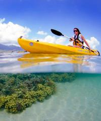 Kayak and Snorkel - Holokai Kayak Adventures
