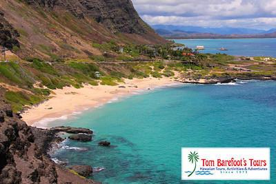 Oahu Has Beautiful Beaches