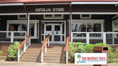 The Honolua Store in Kapalua