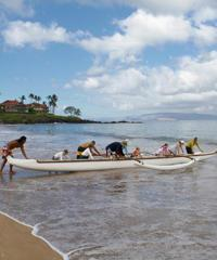 Book the Hawaiian Outrigger Experience.