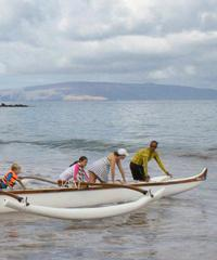 Book the Outrigger Cultural Tour with Hawaiian Outrigger Experience.