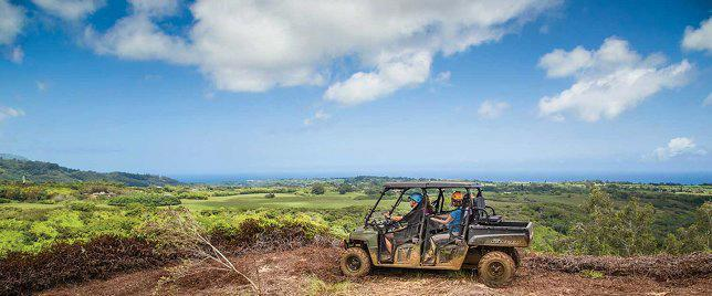 Kauai ATV And Off-Road Tours