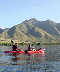 Reserve the West Shore Intro (2.5 hr) with Kelii's Kayak Tours.